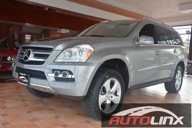 2011 MERCEDES GL-Class GL450 SUV Automatic Gray Black Bluetooth Hands-Free Portable Audio Con