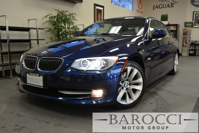 2011 BMW 3 Series 328i 2dr Convertible SULEV Automatic Blue Tan ABS Air Conditioning Alarm A