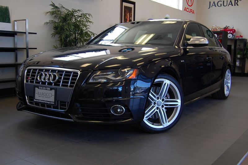 2012 Audi S4 30T quattro Premium AWD  4dr Sedan 7 Speed Auto Black Black This is an amazing sed