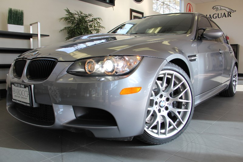 2011 BMW M3 4dr Sedan Comeptition PKG SMG Gray Red This is a beautiful vehicle in an immaculate