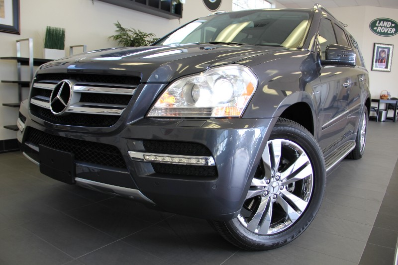 2012 MERCEDES GL-Class GL350 BlueTEC AWD  4MATIC 4dr SUV 7 Speed Auto Met Blue This is a beautif