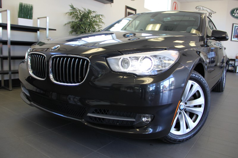 2011 BMW 5 Series 535i Gran Turismo 4dr Hatchback Automatic Gray ABS Air Conditioning Alarm Al