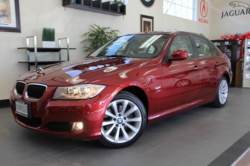 2011 BMW 3 Series 328i xDrive CPO xtnd Warraty Automatic Red Beige Navigationpremium wheels u