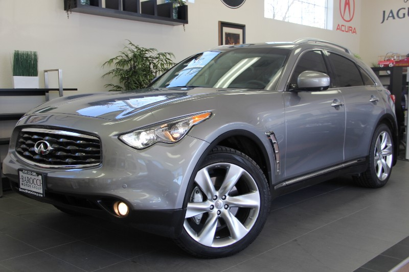 2011 Infiniti FX50 AWD 4dr SUV Automatic Gold Black This FX is a beautiful 1-Owner Clean Califor