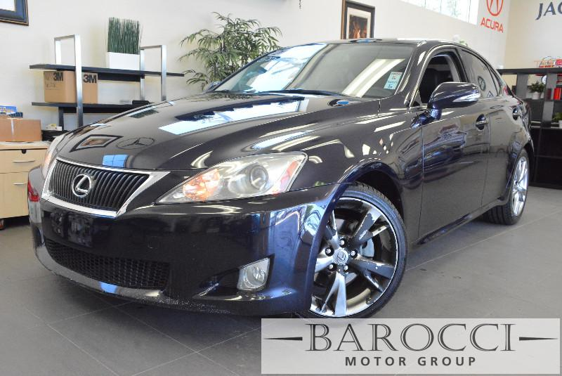 2009 Lexus IS 250 4dr Sedan Automatic Blue Black This is a very nice IS 250 in a beautiful Blue