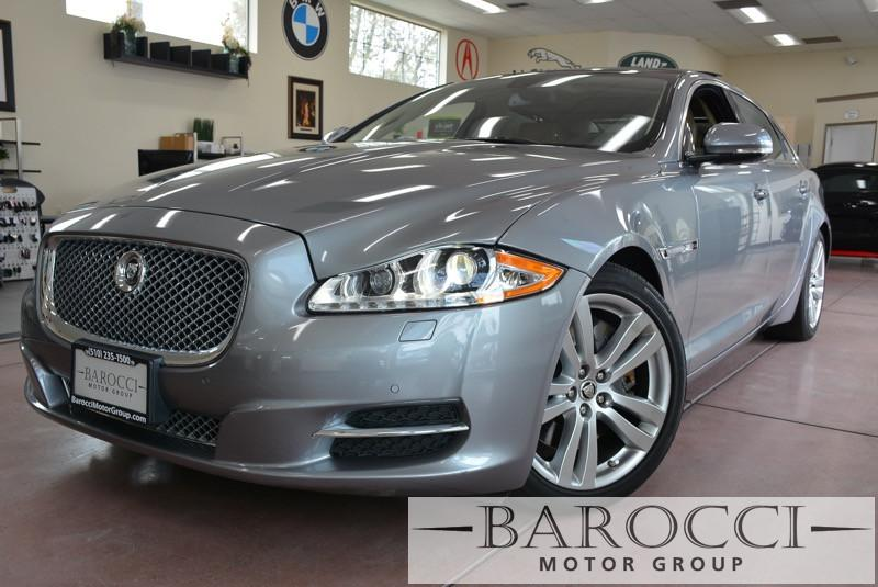 2011 Jaguar XJL Base 4dr Sedan 6 Speed Auto Gray Tan Absolutely amazing vehicle with all the op
