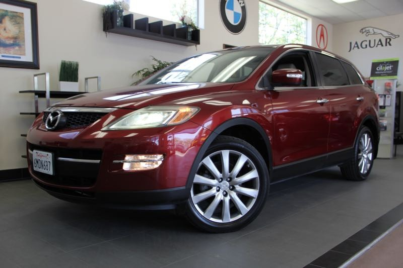 2007 Mazda CX-9 Sport 4dr SUV 6 Speed Auto Burgundy Champagne This is a beautiful vehicle in gr