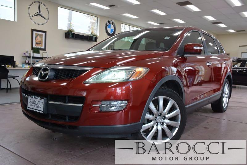 2007 Mazda CX-9 Grand Touring 4dr SUV 6 Speed Auto Burgundy Champagne This is a beautiful vehic