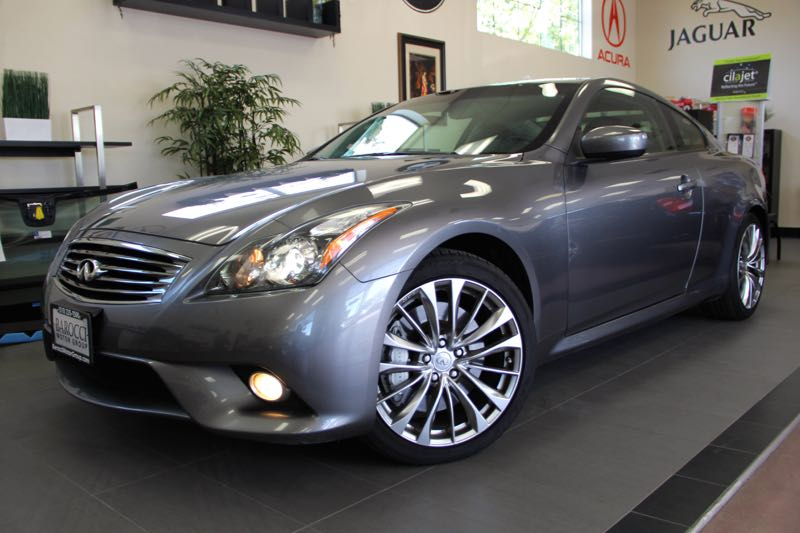 2012 Infiniti G37S Coupe Sport 2dr Coupe 6 Speed Man Charcoal Black Beautiful coupe with a ton