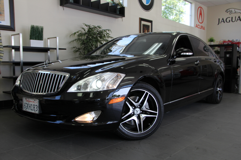 2007 MERCEDES S-Class S550 4dr Sedan 7 Speed Auto Black This is a beautiful vehicle in great con