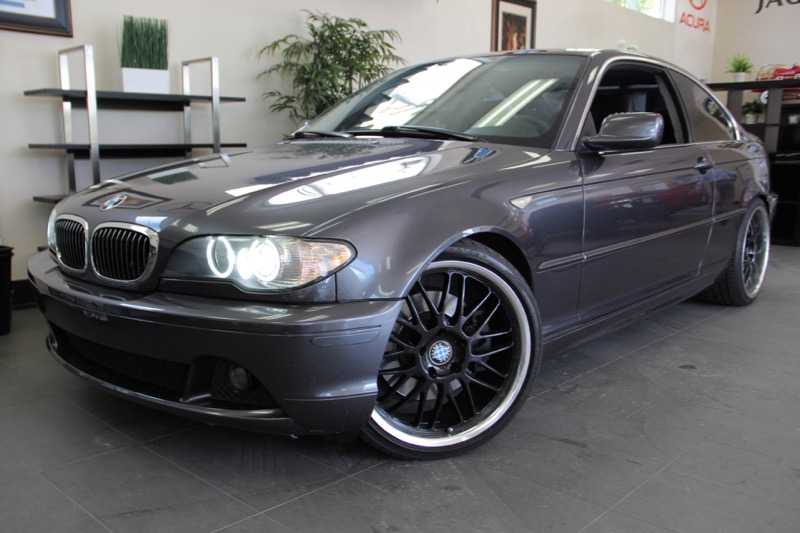 2006 BMW 3 Series 330Ci 2dr Coupe Automatic Gray Black This is a beautiful vehicle in great con
