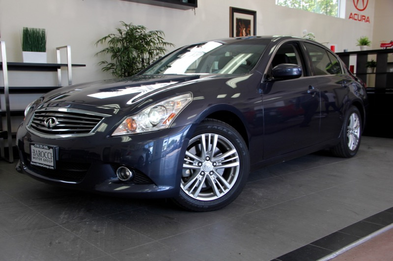 2013 Infiniti G37 Sedan Journey 4dr Sedan 7 Speed Auto Blue Black This is a beautiful sedan in