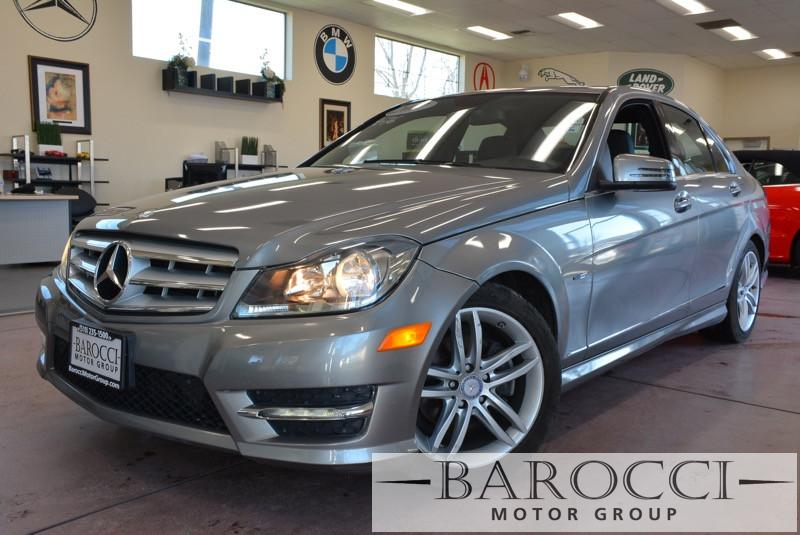 2012 MERCEDES C-Class C250 Sport 7 Speed Auto Silver Why buy brand new when you can have this be