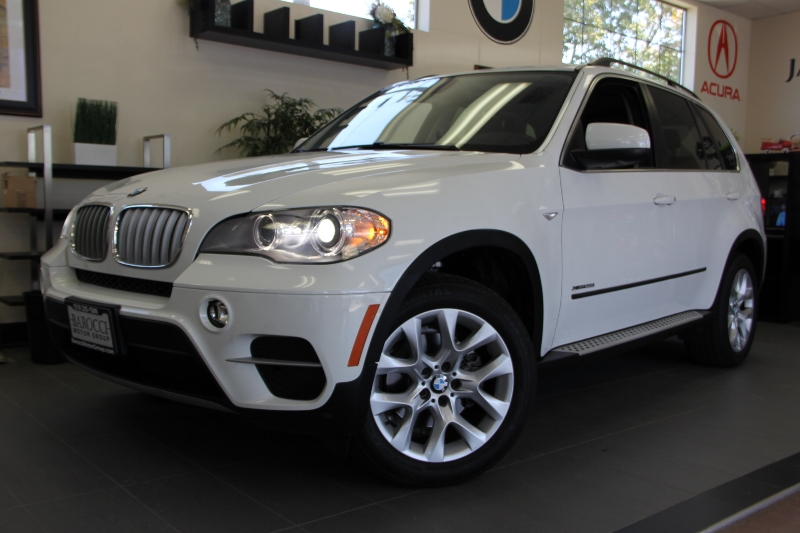 2013 BMW X5 xDrive35i AWD  4dr SUV 8 Speed Auto White Black Amazing 1 Owner vehicle from Califo