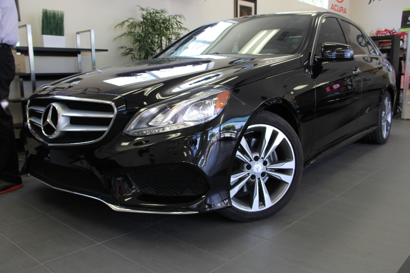 2014 MERCEDES E-Class E350 Luxury 4dr Sedan 7 Speed Auto Black Black Comes with the Premium Har