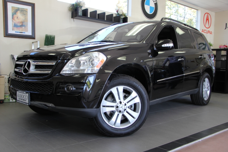 2007 MERCEDES GL-Class GL450 Automatic Black Black This is a fantastic vehicle for a family and