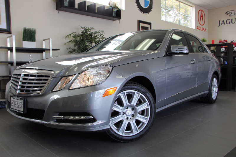 2013 MERCEDES E-Class E350 Luxury 4dr Sedan 7 Speed Auto Gray ABS Air Conditioning Alarm Allo