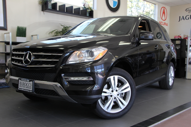 2013 MERCEDES M-Class ML350 4dr SUV 7 Speed Auto Black ABS Air Conditioning Alarm Alloy Wheel
