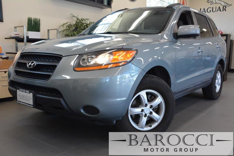 2008 Hyundai Santa Fe GLS AWD 4-Speed Automatic  Blue Gray This is a beautiful vehicle in great