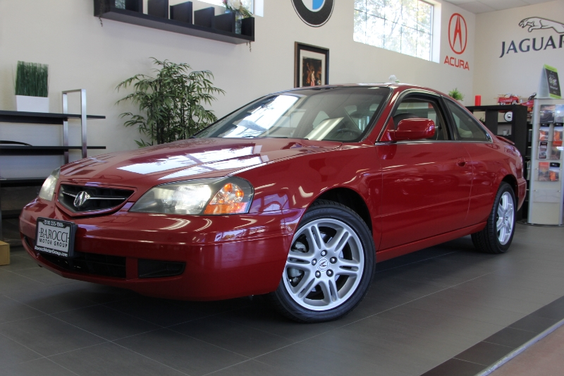 2003 Acura CL 32 Type-S 2dr Coupe 5 Speed Auto Red This is a beautiful vehicle in great conditi
