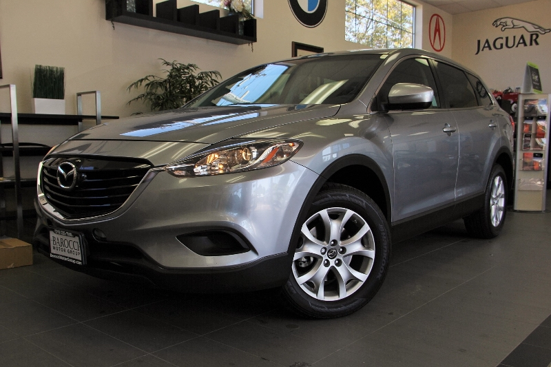 2013 Mazda CX-9 Sport 4dr SUV 6 Speed Auto Silver Charcoal This is a fantastic CX9 just off of