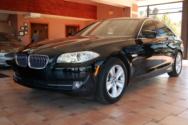 2012 BMW 528i 528i Automatic Black Black Black ATTENTION You NEED to see this car If you a