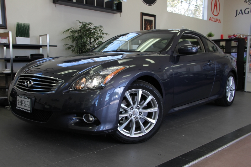 2012 Infiniti G37 Coupe Sport 2dr Coupe 7 Speed Auto Blue Tan This one is in excellent conditio