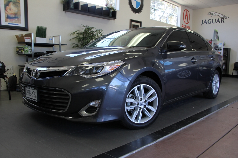 2014 Toyota Avalon XLE 4dr Sedan 6 Speed Auto Gray THIS VEHICLE INCLUDES A 3 YEAR 100k Warranty
