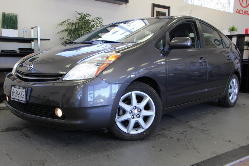 2009 Toyota Prius SixHatchback Continuously Variable Tra Gray Child Safety Door Locks Power Do