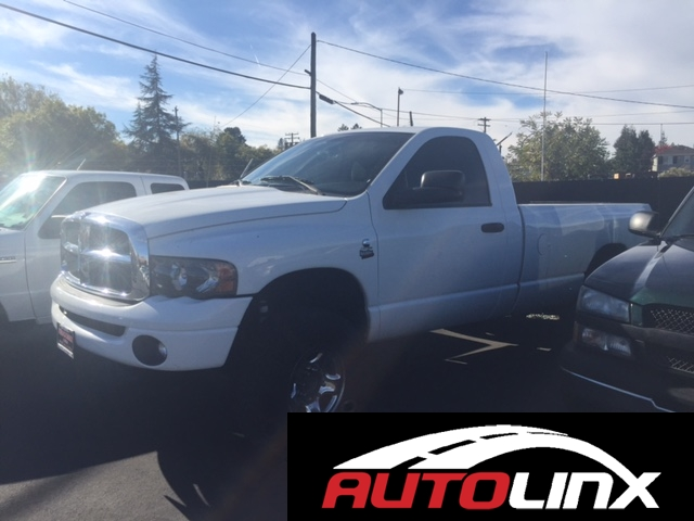 2005 Dodge Ram Pickup 2500 SLT 2dr Regular Cab  4WD LB Diesel Silver Silver Air Conditioning P