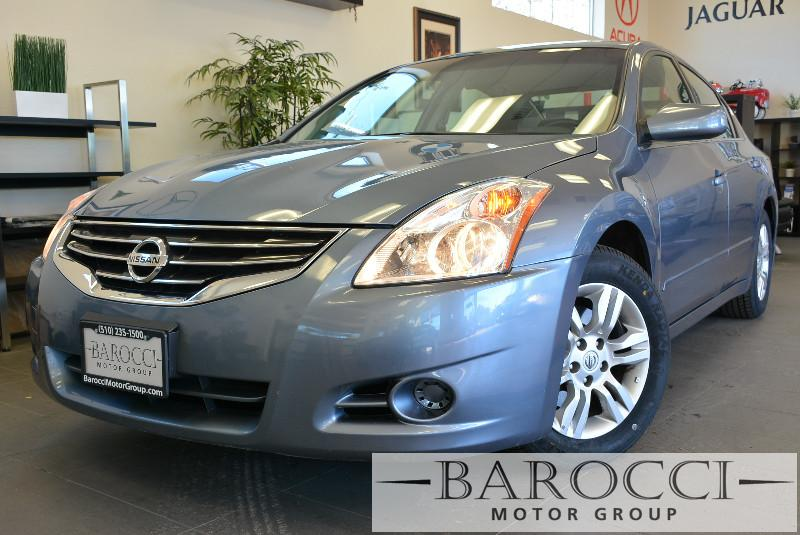 2012 Nissan Altima 25 4dr Sedan Automatic CVT Blue ABS 4-Wheel Air Conditioning AM FM Stereo