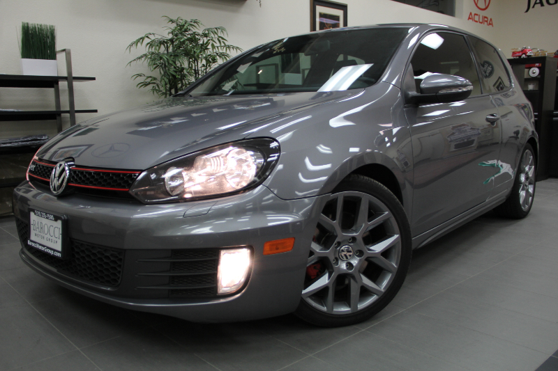 2011 Volkswagen GTI Base PZEV 2dr Hatchback 6A Automatic Gray Gray This is a beautiful vehicle