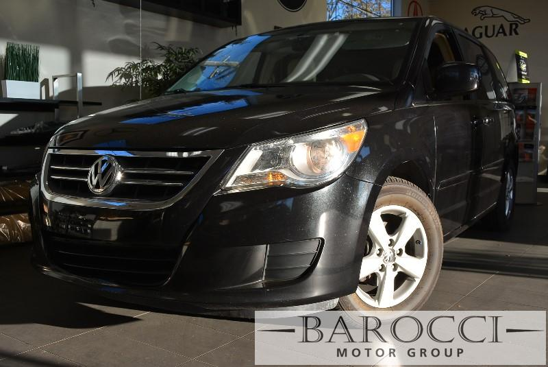 2010 Volkswagen Routan SE 4dr Mini-Van 6 Speed Auto Black Air Conditioning Alarm Power Steerin