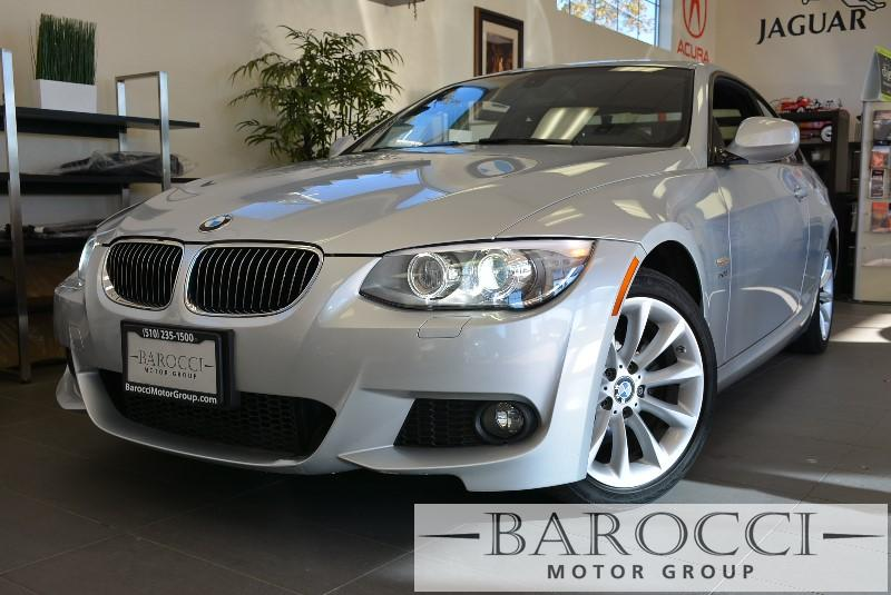 2011 BMW 3 Series 328i xDrive AWD M Package 6-Speed Automatic  Silver Black Power Door Locks V