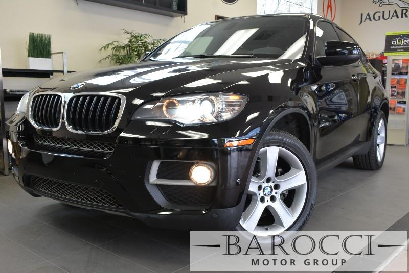 2013 BMW X6 xDrive35i AWD  Sport Pkg 8 Speed Auto Black Sport and Premium Package Navigation R