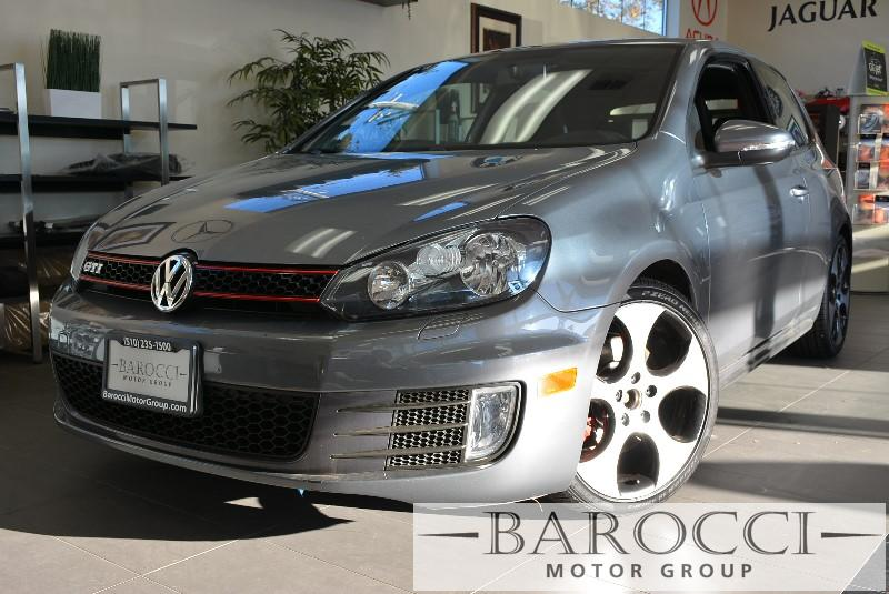 2011 Volkswagen GTI Base PZEV 2dr Hatchback 6A 6 Speed Auto Gray Power Door Locks Vehicle Anti-