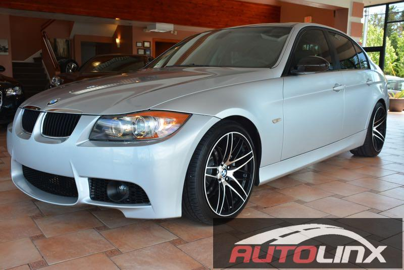 2007 BMW 3-Series 328i Sedan 4dr RWD Automatic Silver Gray Silver Bullet Move quickly How exc