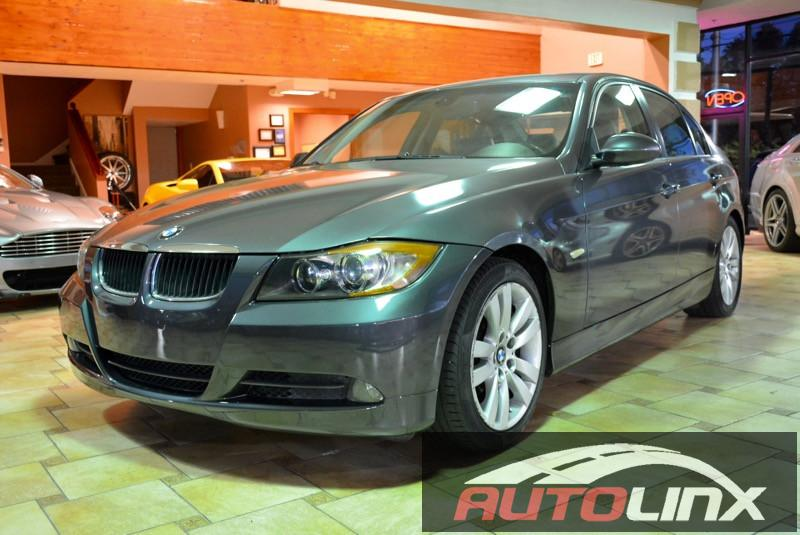 2006 BMW 3-Series 325i Sedan 6-Speed Automatic  Gray Gray Hey Look right here What a price fo
