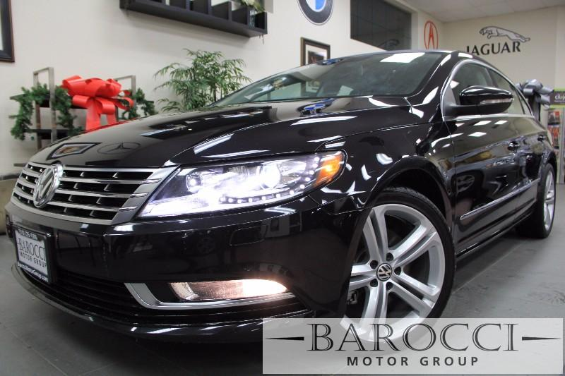 2013 Volkswagen CC Sport PZEV 4dr Sedan 6A Automatic Black Beige This is a beautiful vehicle in