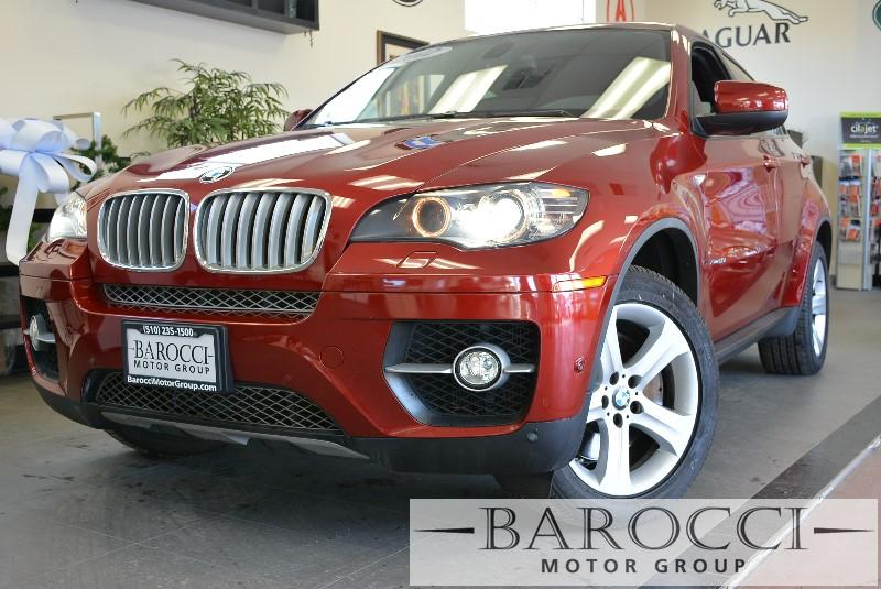 2012 BMW X6 xDrive50i AWD  4dr SUV 8 Speed Auto Red Child Safety Door Locks Power Door Locks V