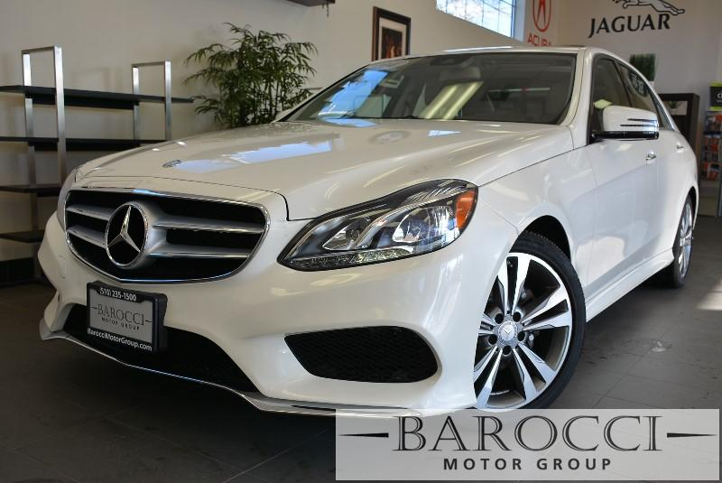 2014 MERCEDES E-Class E350 Sport 4dr Sedan 7 Speed Auto White Traction Control Electronic Stabi