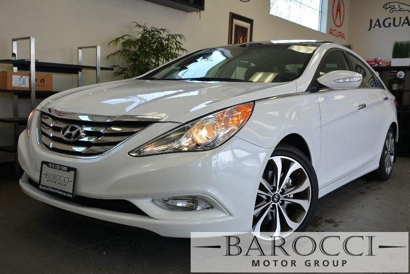 2013 Hyundai Sonata LIMITED20T 4dr Sedan 6 Speed Auto White Child Safety Door Locks Power Doo