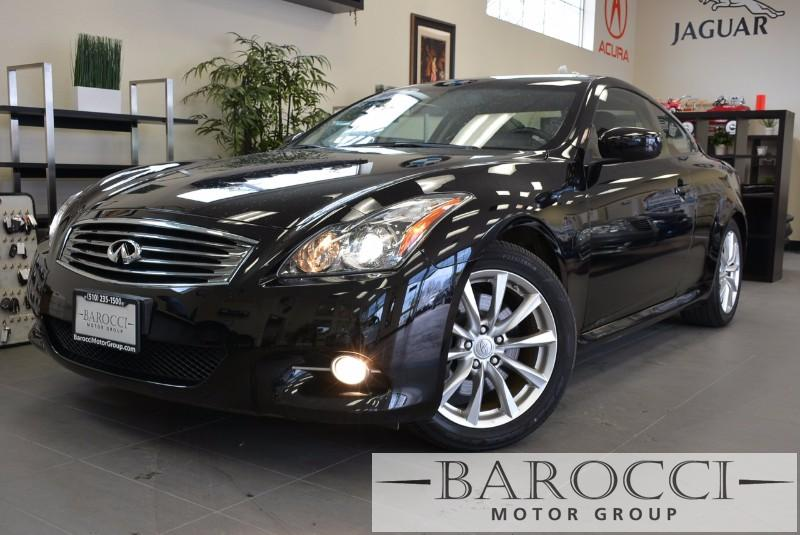 2012 Infiniti G37 Coupe Journey 2dr Coupe 7 Speed Auto Black Black This one is in excellent con
