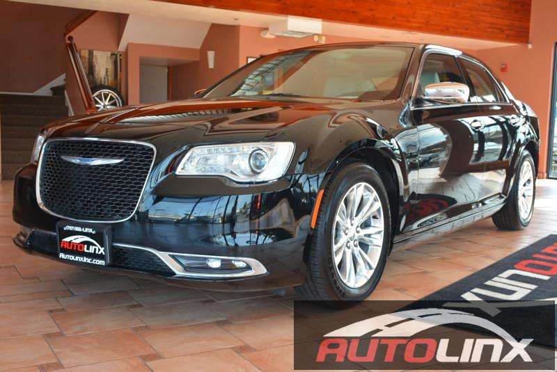 2015 Chrysler 300C C RWD 5-Speed Automatic Black Black Child Safety Door Locks Power Door Lock