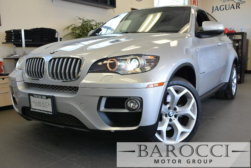 2013 BMW X6 xDrive50i AWD  4dr SUV 8 Speed Auto Silver Child Safety Door Locks Power Door Locks