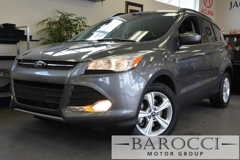 2014 Ford Escape SE 4dr SUV 6 Speed Auto Gray Air Conditioning Alarm Alloy Wheels Anti-Lock B