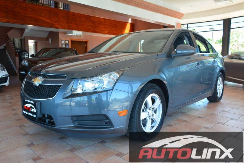 2013 Chevrolet Cruze ECO Automatic Gray Gray Completely inspected and reconditioned Turbo Don