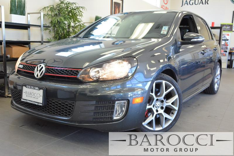 2014 Volkswagen GTI Wolfsburg Edition PZ 4dr Hatchback Automatic Gray Charcoal This is a beauti