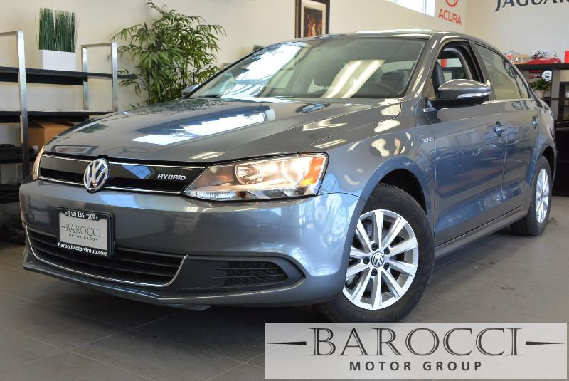 2013 Volkswagen Jetta HybridSEL 7 Speed Auto Charcoal ABS Air Conditioning Alarm Alloy Wheel