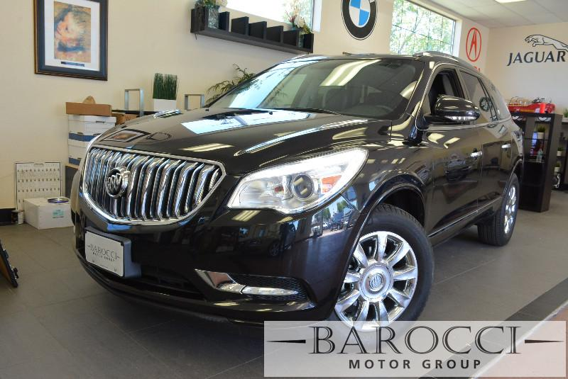 2013 Buick Enclave Premium 4dr SUV 6 Speed Auto Black ABS Air Conditioning Alarm Alloy Wheels